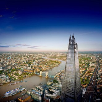 Win 2 tickets to The View from the Shard