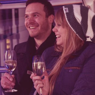 Win a champagne experience for two on The Coca-Cola London Eye image