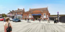 Crossrail plans Goodmayes work image