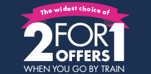 2FOR1 Offers on Days Out Guide